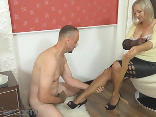 Hottest xxx video MILF exclusive solitary be useful to you